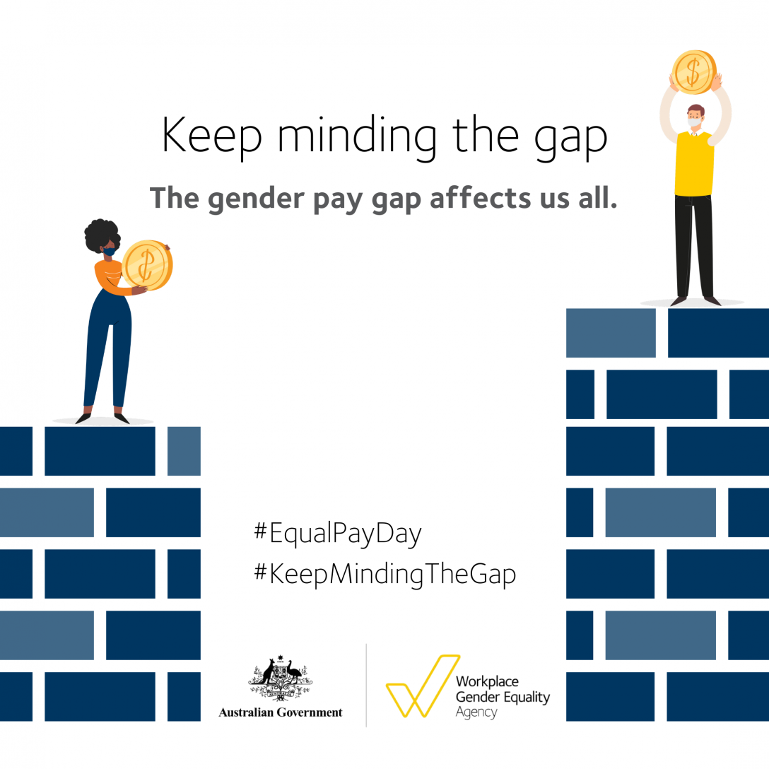 EPD2020 Keep minding the gap social graphic 1