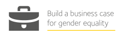 Image is decorative and depicts build a business case for gender equality
