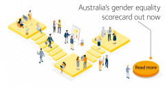 Australia's gender equality scorecard out now