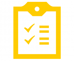 Reporting Questionnaire Icon