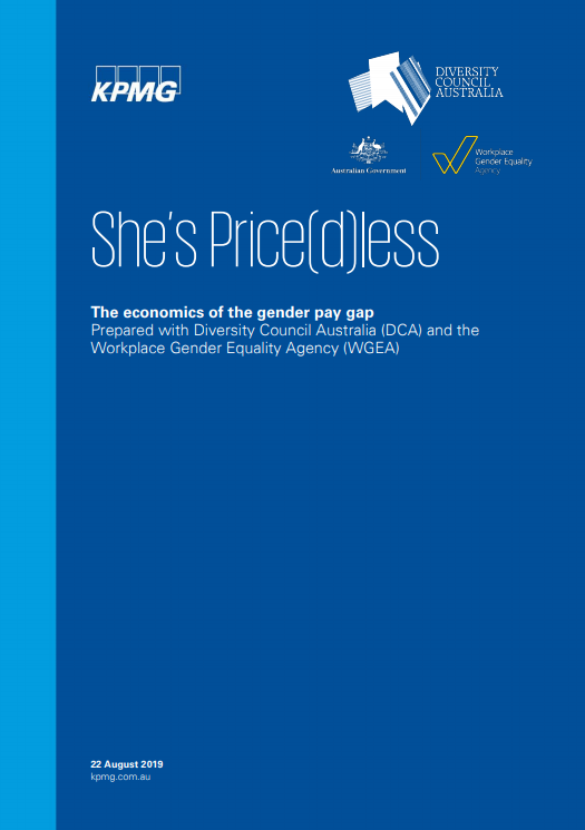 She's Price(d)less 2019 - Front cover detailed report